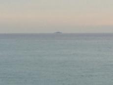 ズームマックスで撮ってみた。(けどまぁ分解能的には変わらんよな) #海 #海photo