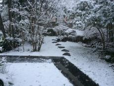 こっちの方が趣きがあって良かったか? #雪 #odawara