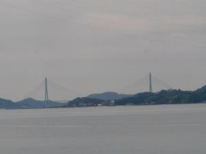 多々羅大橋?