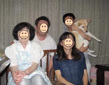 家族写真(7:18:15)