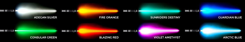 ultrasabers blade-colors
