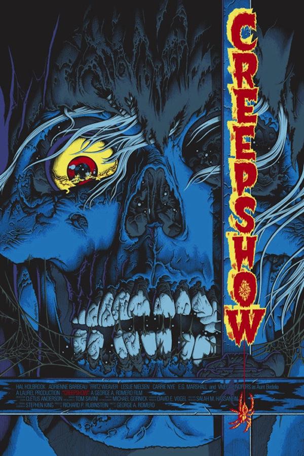 1982 Creepshow-mondo-poster