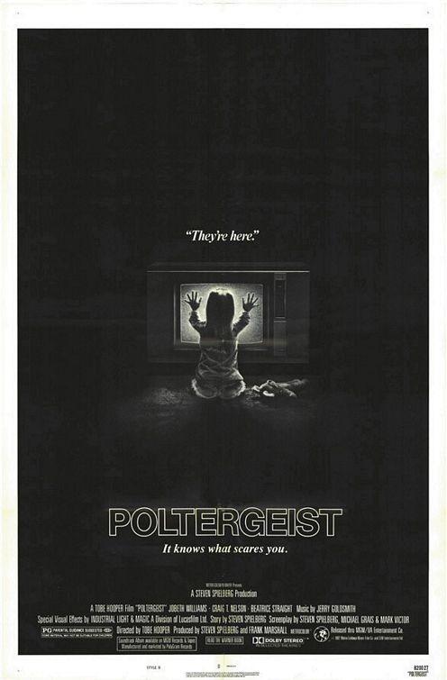 1982 poltergeist