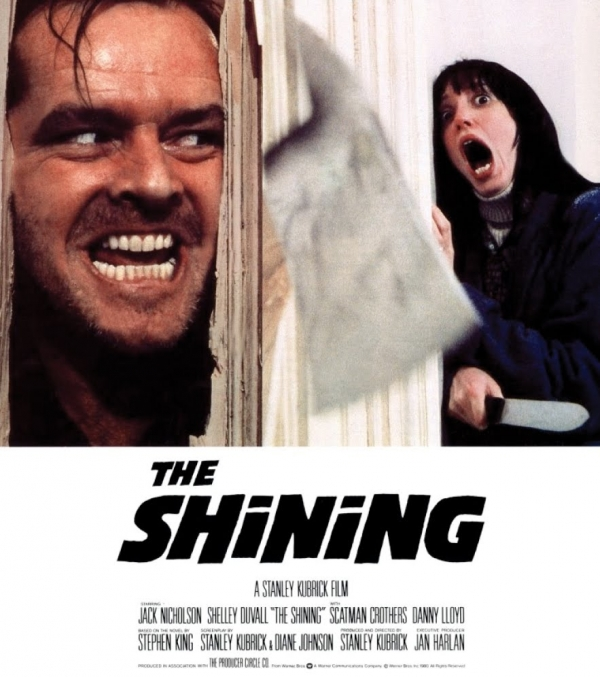 1980 Shining-Poster
