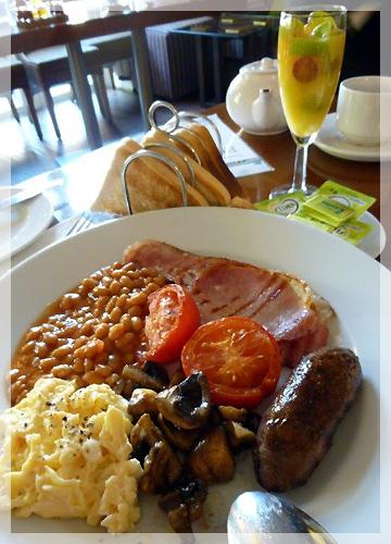 イギリス食