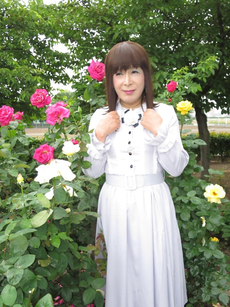 薔薇とワンピB(4)