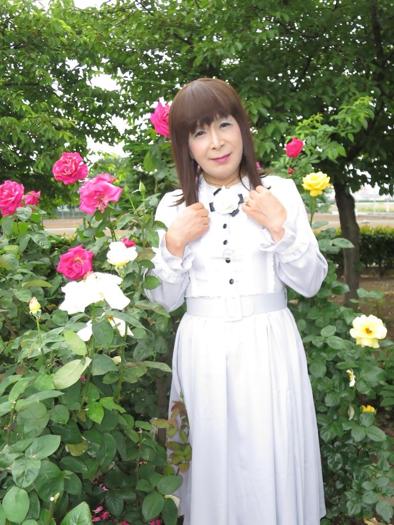 薔薇とワンピB(5)
