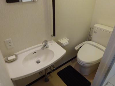 7月20日より家族室シャワートイレ付