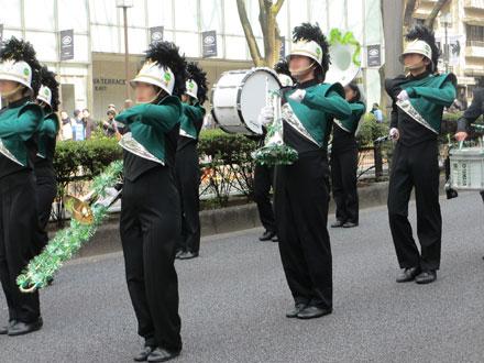 セントパトリックスデーパレード