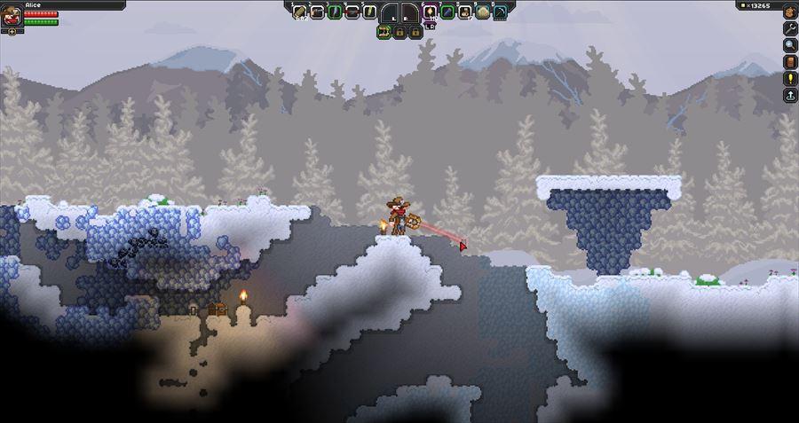 吹雪の惑星と・・・ (1)