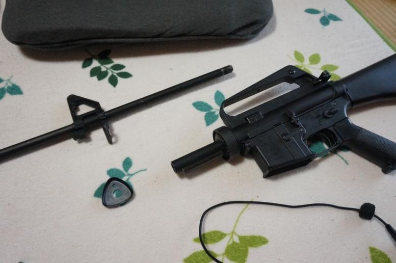 M16A2的なカスタム (8)