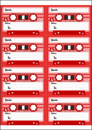 sカセットテープシート01