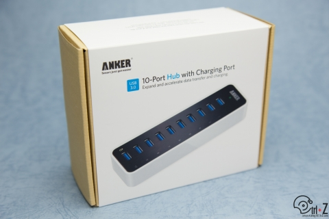ANKER 10-Prot Hab with Charging Port