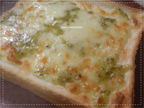 ピザトースト_1