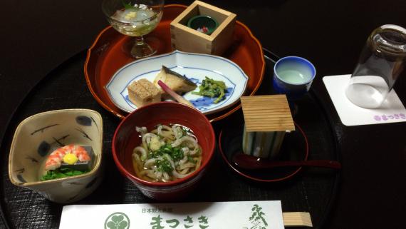 まつさき_夕食