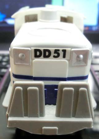 種車のDD51ユーロライナー色②