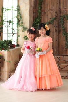 2分の1成人式写真10歳記念群馬伊勢崎そのかちゃんさやちゃん姉妹