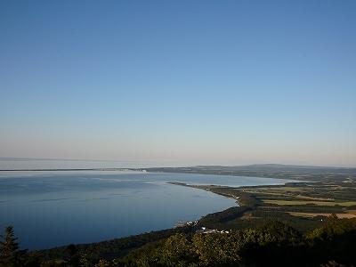 サロマ湖2