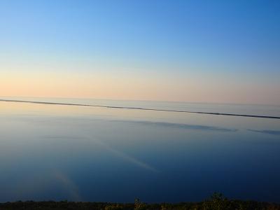 サロマ湖の静寂