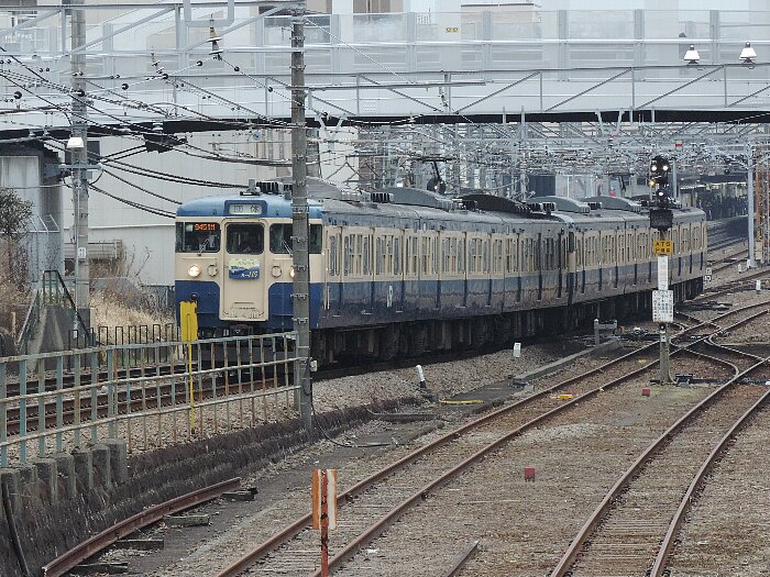八トタ115系 豊田-松本行き (1)s