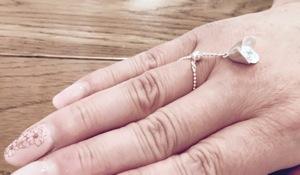 佐々木さん指輪