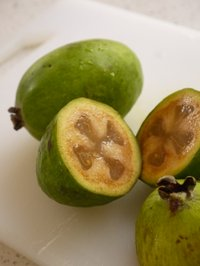 Feijoa fruits-3