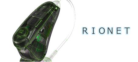 世界初IP68取得の新世代防水補聴器リオネット