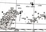 中国発行地図