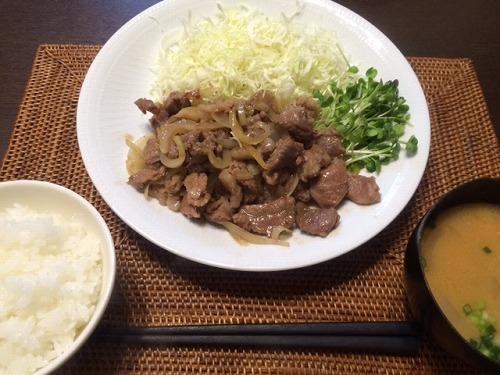 猪の肉 (3)