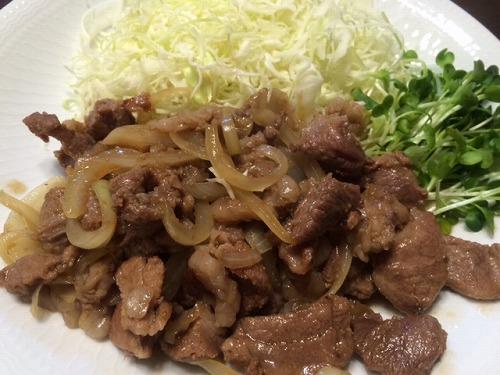 猪の肉 (4)