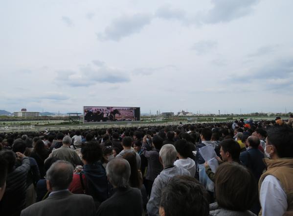 桜花賞ファンファーレ