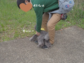 公園さんぽ20150425-1