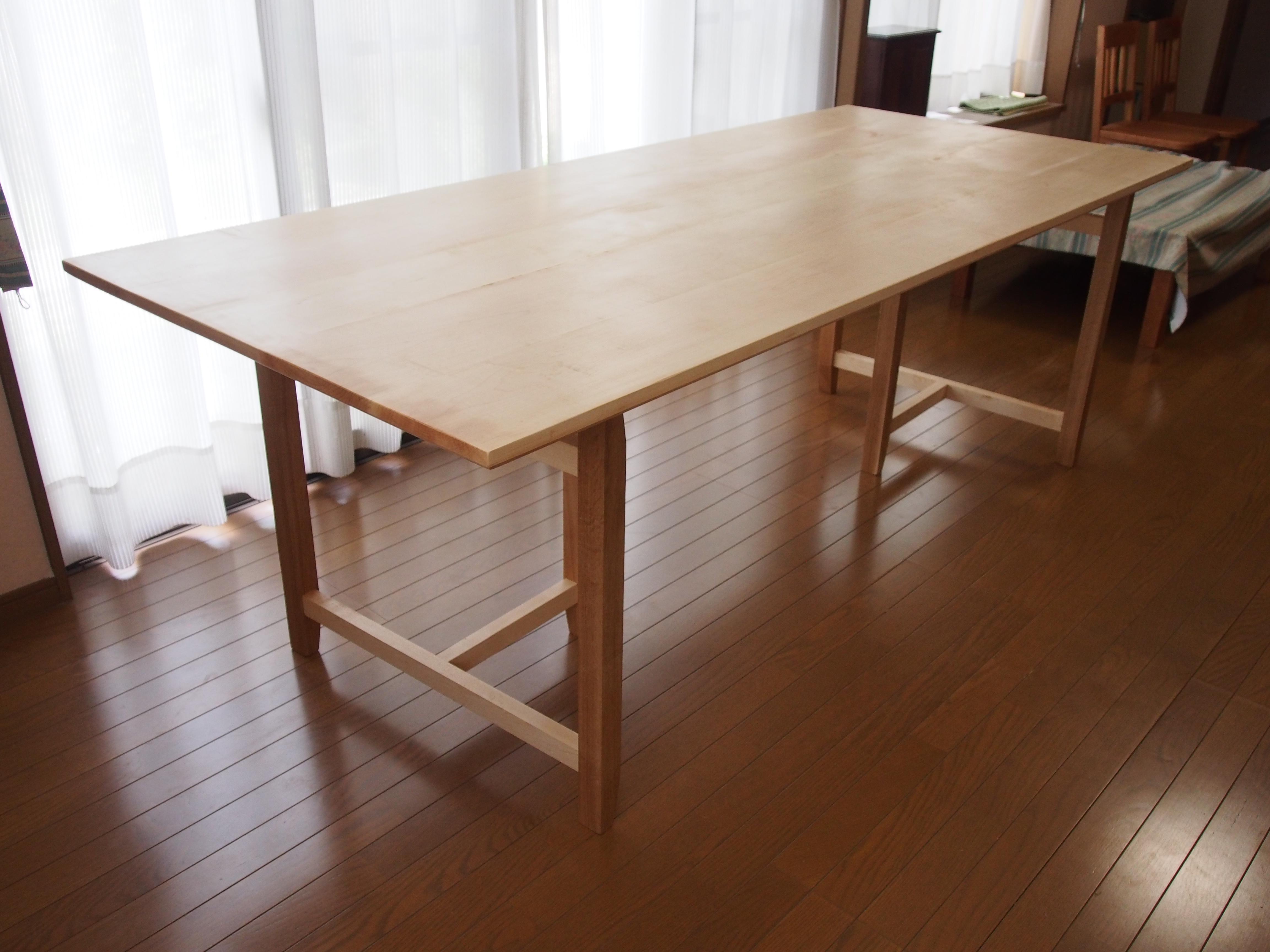 【那須高原 じざい工房 小林康文の素材を活かす家具づくり】