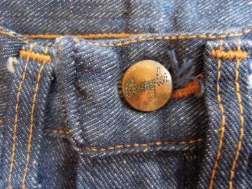 ラングラー 前ボタン