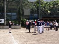 商店街連合会野球大会