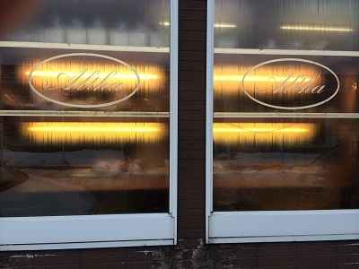 ブーランジャリー・アルタ店舗窓