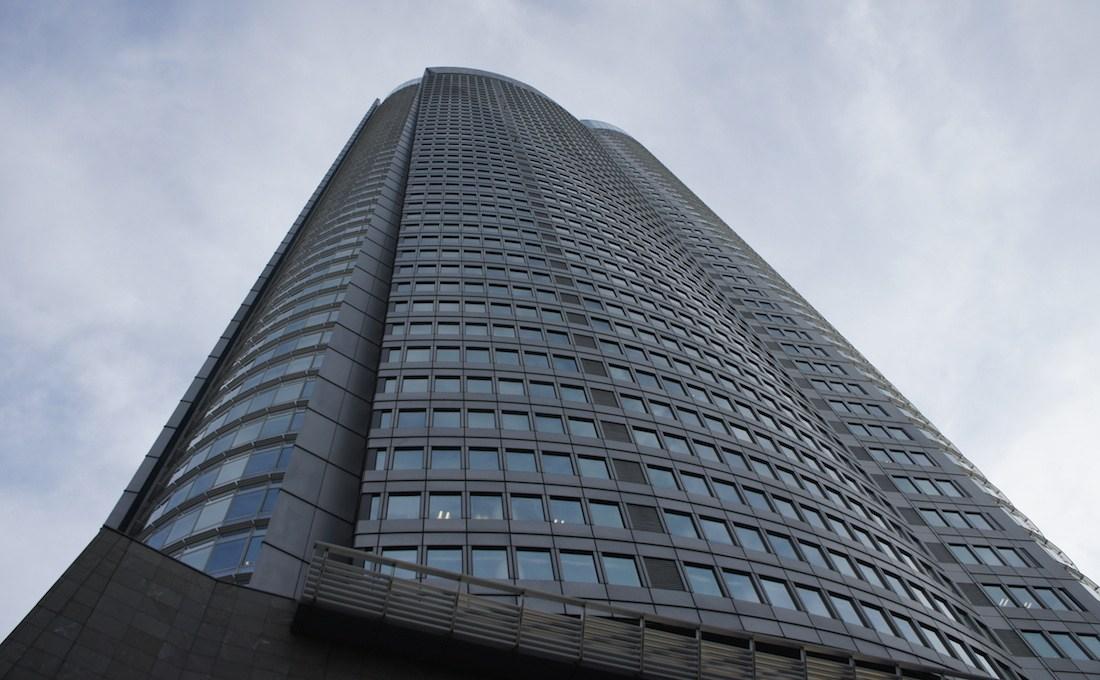 当事者として批判の矢面に立たされたGREEが居を構える六本木ヒルズ森タワー