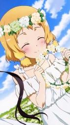i_a316449 cleavage dress hashiguchi_hayato inubouzaki_itsuki tougou_mimori yuuki_yuuna_wa_yuusha_de_aru