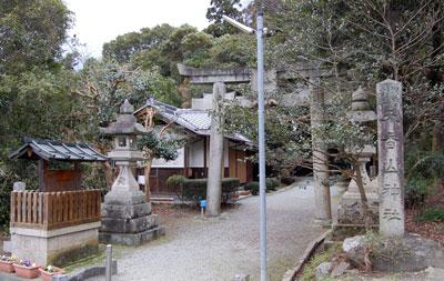 15.1.1天香山神社