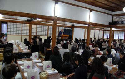 14.3上野道善長老