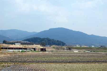 15.3.12三輪山と箸墓
