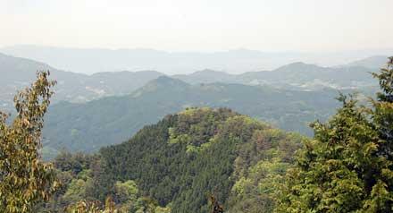 15.5.11三郎岳二上山