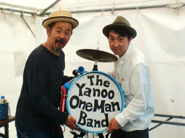 矢野さんとカヒロ