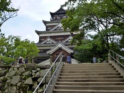 広島城11