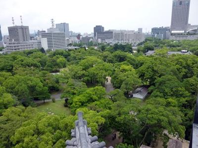 広島城12