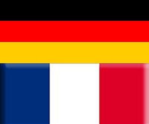 flag germany-france-