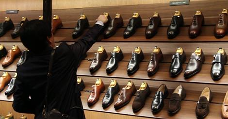 Why shoes from Northampton are a hit in Japan