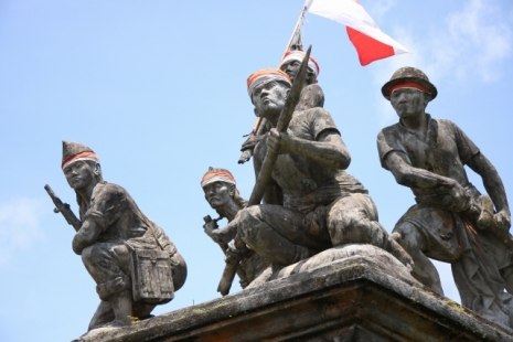 indonesia independence