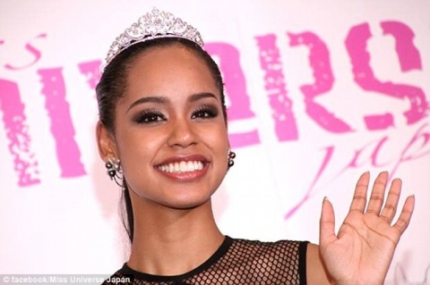 Miss Japan Ariana Miyamoto