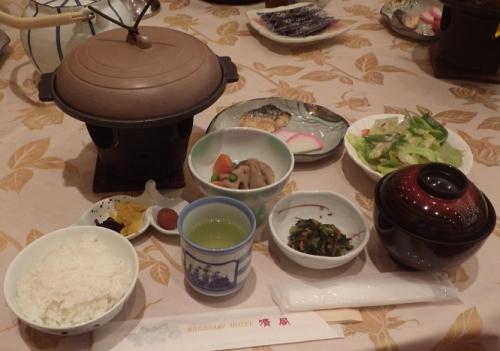 長崎の朝ご飯